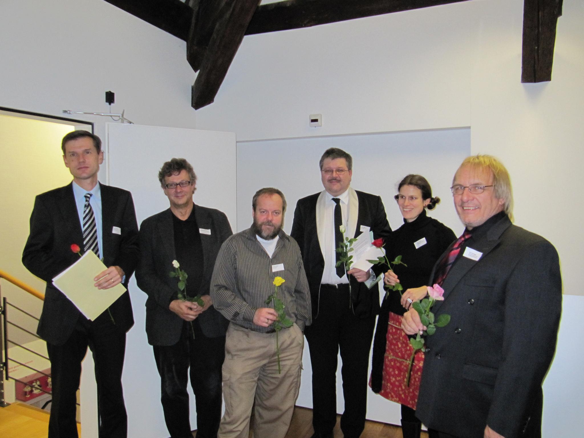 Gründungsversammlung 2009